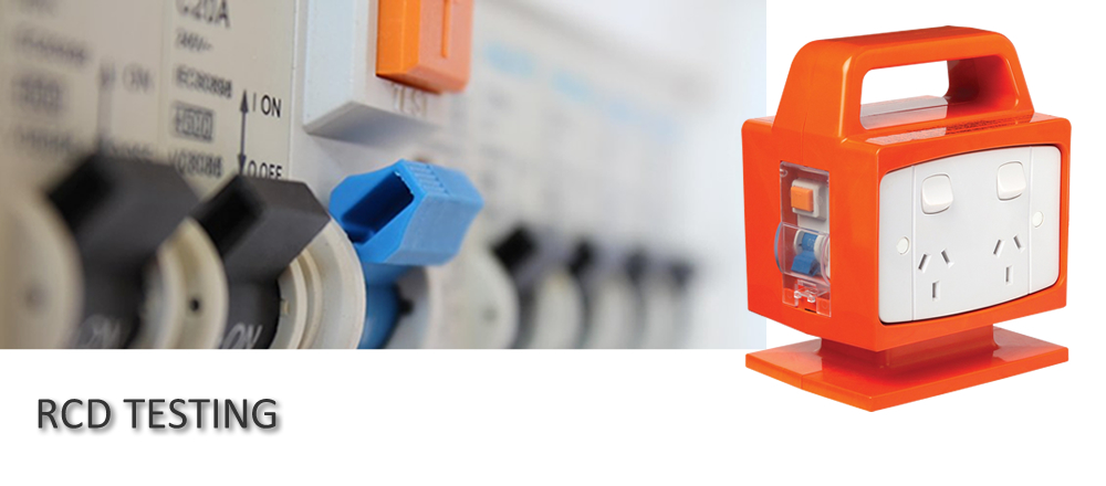 Industrial and Residential RCD Testing